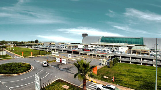 Transfer İzmir airport to city center